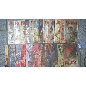Mangá Blade: A Lâmina Do Imortal Nº 01 A 34 - R$ 6,00 Cada