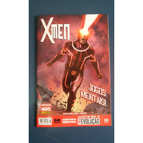 Hq X-men Nº 26 Nov/2015 - Jogos Mentais