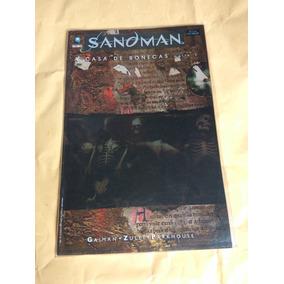 Hq Sandman A Casa Das Bonecas Parte 5 - Editora Globo