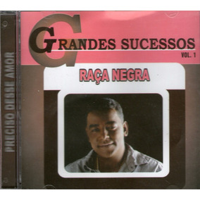 Cd Raça Negra Grandes Sucessos Vol.1 Original