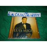 Cd De Luis Miguel, Mis Romances