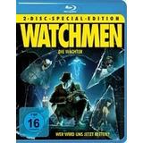 Blu-ray Watchmen - O Filme 2 Discos Leg Em Português