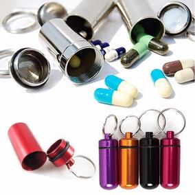 Kit Com 15 Porta Comprimidos De Remédios