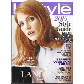 In Style: Jessica Chastain / Lizzy Caplan / Britney Spears