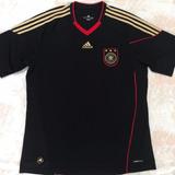 P41462 Camisa adidas Alemanha Away 2010 Gg Preta Fn1608 08b5d1fec06e2