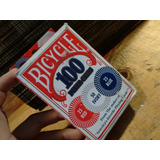 100 Fichas De Poker Marca Bicycle