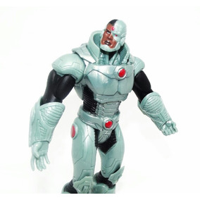 Boneco Action Figure Cyborg Ciborgue Dc Superman Batman