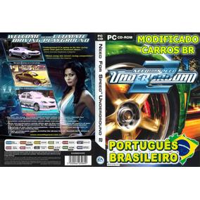 Need For Speed Underground 2 Modificado Carros Brasileiros
