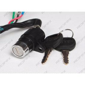 Chave De Ignição Contato Shineray Xy50q Smart