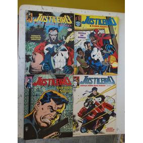 Justiceiro! Várias! Editora Abril 1991-92! R$ 15,00 Cada!