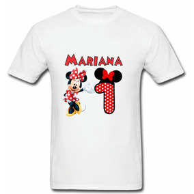 Camisetas Personalizadas Mickey E Minnie Com O Rosto - Calçados ... f20799ac4423e
