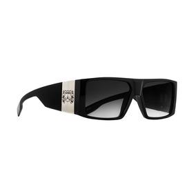 c3b5f9c8c7d0f Oculos Solar Evoke Bomber A02 Black Shine Gray Gradient