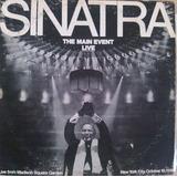 Vinil Clasico Sinatra Live / Madison Square Garden Bs 5900