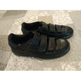 Zapatillas Negras Mujer Marca Pony