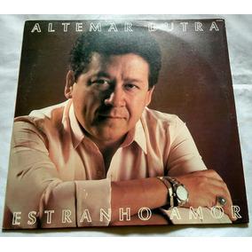 Lp Altemar Dutra - Estranho Amor (1982)