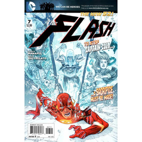 Dc The Flash - The New 52 - Volume 7