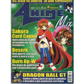 Anime Mix 14 - Sakura Card Captor - Beserk - Burn Up-w