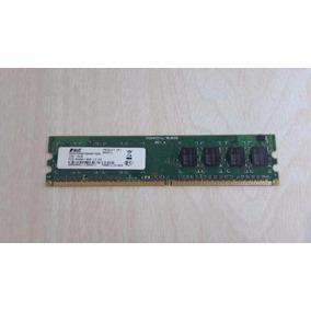 Memória Ram Ddr2 1gb 667mhz Para Desktop C/ Frete Grátis