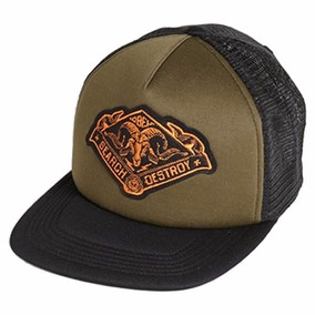 Gorro Obey Search And Destroy Truck Marcas De Skate   Surf ¦ e202a35ceef