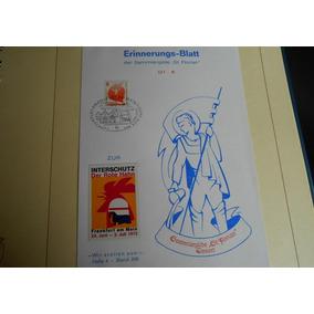 Album Colecao Selos Europeus Selo Antigo