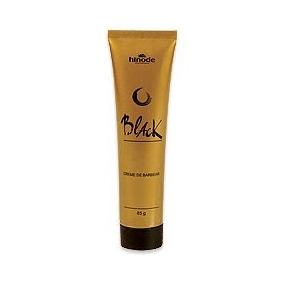 Black Creme De Barbear 85g - Hinode