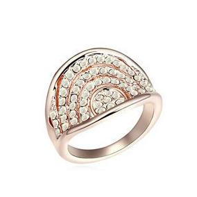 874eb1055af10 Bonito E Diferente Anel 3 Estrelas Ouro 18k Aneis Pedras - Anéis com ...