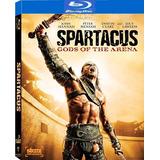 Spartacus Em Bluray