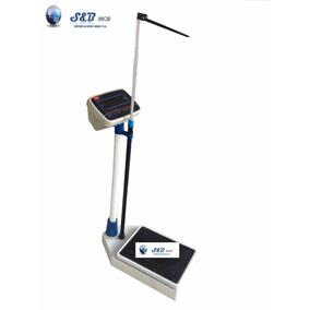 Balanza Medica Digital 200kg Con Tallímetro Century