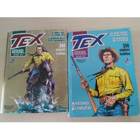 Gibi Tex Anual Volumes 2 E 3