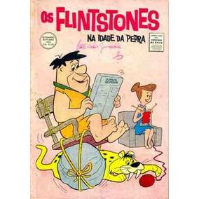 Os Flintstones Nº 5 (1963-edit.o Cruzeiro) -hanna Barbera