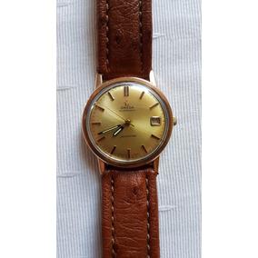 Relógio Omega Seamaster Automático Ouro E Aço