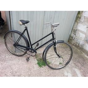 Bicicleta Feminina Raleigh Original Para Restauro Aro 26