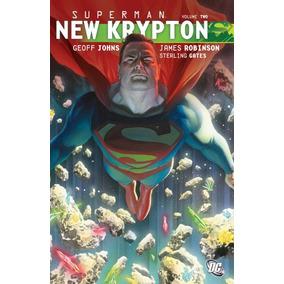 Dc Superman - New Krypton - Hc - Volume 2
