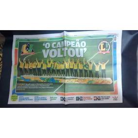 Jornal Lance - Brasil Campeão Olímpico De Futebol Rio 2016