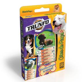 Jogo Cartas Grow Super Trunfo Cães De Raça 2 , Foto Cachorro
