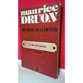 Livro Os Reis Malditos 3ª Ed - Maurice Druon - Frete Grátis