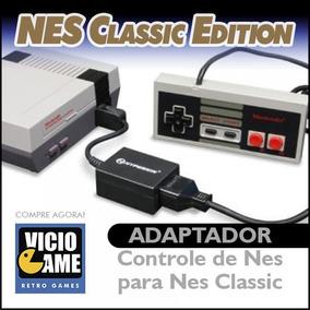 Adaptador Controle Nes Para Nes Classic