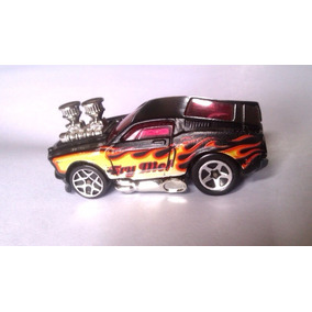 Hot Wheels Exclusivo 1968 Mustang Tooned Sin Blister