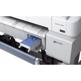 2 Tanque Manutenção +chip Auto Reset Epson T3070 T5070 T7070