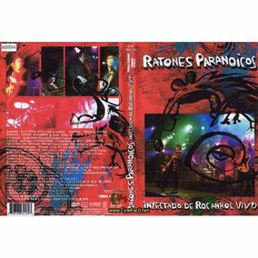Ratones Paranoicos - Inyectado De Rocanrol Vivo
