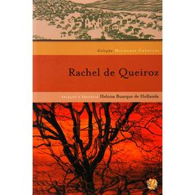 Livro - Melhores Cronicas - Raquel De Queiroz - Novo