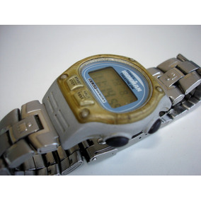 Relogio Digital Ironman Triathlon Timex Peq - Usado No Estad