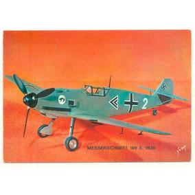 França Aeronave Ii Guerra Mundial Alemanha Messerchmitt 1939
