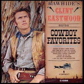 Azulejo Decorativo Figura Do Lp Clint Eastwood Cowboys
