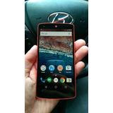 Lg Nexus 5 16gb 4g Vermelho,original,android 6,tudo Ok,veja