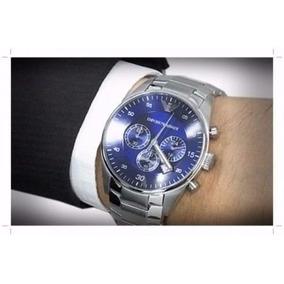 fa6563df556 Relógio Masculino Emporio Armani Ar 5860 Folheado Ouro Rose ...