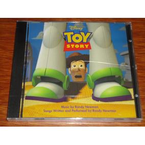 Toy Story Deutscher Original Film Soundtrack C envío Gratis! b1916a97572