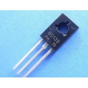 Lote De 45 Transistores Bd139-16 E Ph