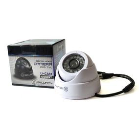 Camara Domo De Seguridad 1000 Tvl 3.6 Mm 1/3 Sony U Security