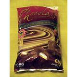 Chocolate Moldeo - Huevos De Pascua - Chocolart Leche 1 Kg.